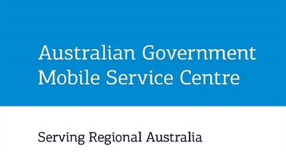 Australian Government Mobile Service Centre