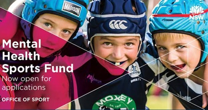 Mental Health Sports Fund is now open for applications