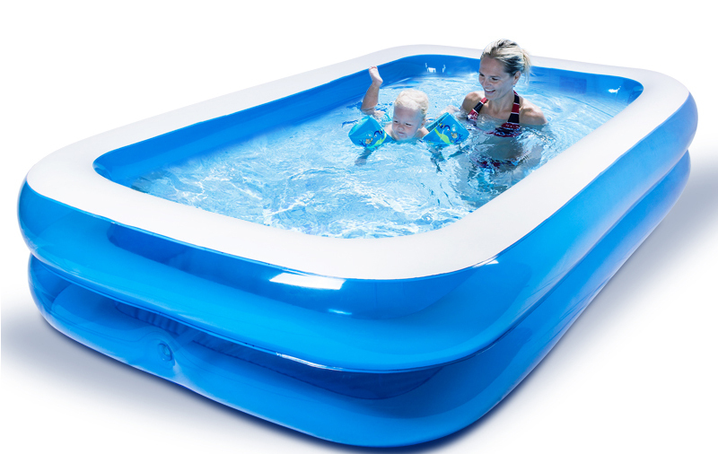 Even In Small Or Large Portable Pools Kids Can Drown Seconds